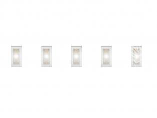 Faller accessoire maquette 163750 5 SMD-LED blanc