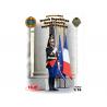 Icm maquette figurine 16007 Cavalier de la garde republicaine Française 1/16