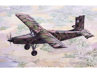 Roden maquettes avion 443 PILATUS PC-6B-2/H-2 TURBO PORTER 1/48