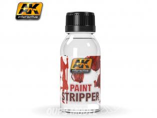 Ak Interactive accessoires AK186 Décapant peinture - Paint stripper 100ml