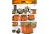 Ak interactive Peinture Enamel AK263 Lavis pour bois 35ml