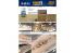 Ak interactive Peinture Enamel AK301 Lavis foncé pour Ponts en bois 35ml