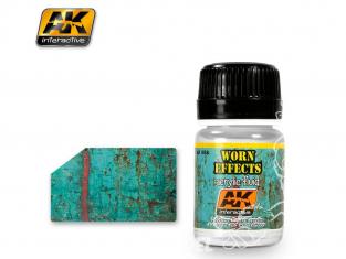 Ak interactive Accesoire peinture AK088 Effets usés 35ml