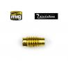 MIG pièce aérographe 8640 Vis de joint interne et joint torique téflon