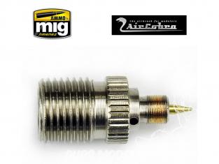 MIG pièce aérographe 8639 Assemblage complet de valve d'air