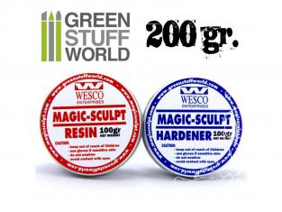 Green Stuff 366842 Magic Sculpt 200gr