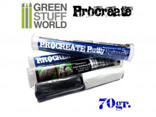 Green Stuff 365227 Pâte ProCreate 70 gr