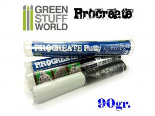 Green Stuff 360178 Pâte ProCreate 90 gr