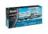 Revell maquette bateau 05823 USS Hornet CV-8 1/1200