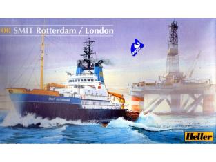 Heller maquette bateau 80620 SMIT Rotterdam 1/200