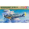 TAMIYA maquette avion 6117 Messerschmitt Bf109G-6 1/48