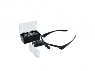LightCraft LC1770 Lunette loupe Magnifier Set