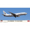 """HASEGAWA maquette avion 10822 P-8A Poseidon """"VP-5 Mad Foxes"""" Limited Edition 1/200"""