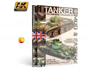 Ak interactive Magazine Tanker AK4824 N°5 Boue et Terre en Espagnol