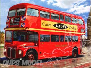Revell maquette camion 07651 Bus à impériale londonien 1/24