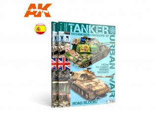 Ak interactive Magazine Tanker AK4830 N°7 Guerre Urbaine