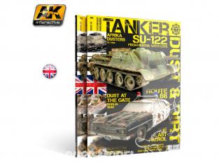 Ak interactive Magazine Tanker AK4817 N°3 Poussière et Saleté en Anglais