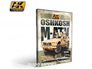 Ak interactive Dvd AK096 Dvd Oshkosh M-ATV par Ralph Zwilling & Jeffrey Derosa (PAL)