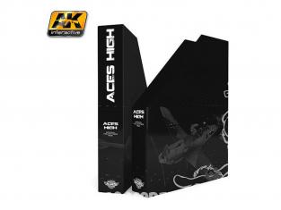 Ak interactive AK156 Boite vide pour 5 numéros de magazine Aces High
