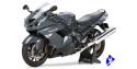 Tamiya maquette moto 14111 Kawasaki ZZR 1400 1/12