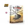 Ak interactive Magazine Aces High AK2916 N°9 Helicopteres En Anglais