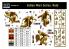 Master Box maquette figurines 35138 RAID CHEYENNE Serie Guerres Indiennes 1/35