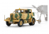 TAMIYA maquette militaire 32593 Tracteur Lourd SS-100 1/48