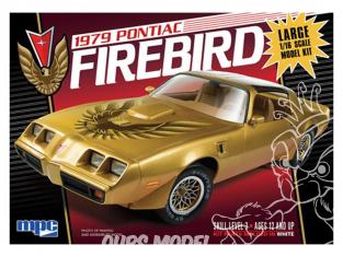 MPC maquette voiture 862 1982 Pontiac Firebird 1/16