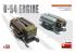 Mini Art maquette accessoires militaire 37006 Moteur V-54 pour T54 1/35