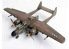 Great Wal Hobby maquette avion S4807 NORTHROP P-61A Attaque au sol & Reservoirs largables Edition limtiée 1/48