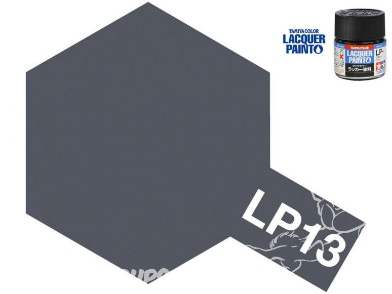 Peinture laque couleur Tamiya LP-13 Gris marine japonaise arsenal Sasebo Mat 10ml