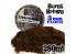 Green Stuff 368426 Herbe Statique 3 mm Brun Brûlé 280ml