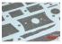Meng accessoires diorama SPS-050 Set de decalques ZIMMERIT pour SdKfz 171 Panther Ausf.A type 1 1/35