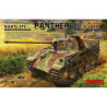 Char Moyen Sd.Kfz.171 Panther Ausf.A Late 1/35 Meng maquette militaire TS-035