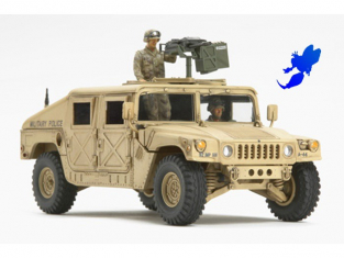 TAMIYA maquette militaire 32567 US Modern 4x4 Utility Vehicle 1/48