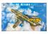 "SUKHOI Su-22 M3/M4 ""FITTER K"" 1995 1/48 Kitty Hawk maquette avion 80146"