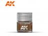Ak interactive Real Colors RC035 Brun S.C.C. 2 10ml