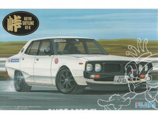 FUJIMI maquette voiture 046068 CG110 Nissan Skyline GT-X 1/24