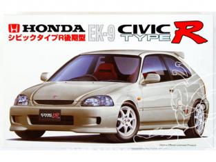 FUJIMI maquette voiture 03503 Honda EK-9 Civic Type R 1/24