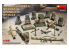 Mini Art maquette militaire 35263 PANZERSCHRECK RPzB.54 et OFENROHR RPzB.43 SET WWII 1/35