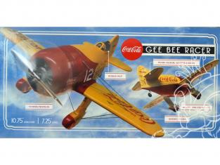 Lindberg maquette avion HL515 Racer Gee Bee coca cola 1930 1/32