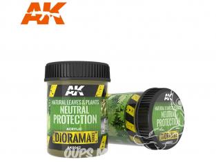 AK interactive ak8042 Protection neutre pour feuilles et plantes naturelles 250ml