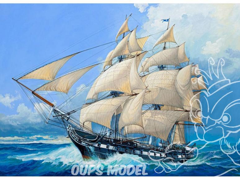 revell bateau 05606 USS United States 1/96