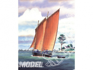 Heller maquette bateau 80605 Sinagot 1/60