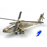 """Easy Model miniature helicoptere 37025 AH-64A """"APACHE"""" 1/72"""