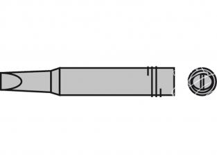 Star Tec 80164 Panne forme ciseau 5.0 pour station de soudure ST501 et ST802