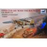 BRONCO maquette avion 35018 Piper Cub L4H 1/35