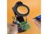 ModelCraft Pcl2400 3em main avec loupe eclairage et support fer a souder inclus etau et cordons de charge USB