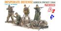Dragon maquette militaire 6273 Desperate Defence 1/35