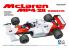 Beemax maquette de F1 No09 McLaren MP4/2B Monaco 1985 1/20